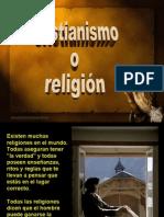 Cristianismo o Religionzxfg