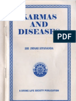 Sivananda - Karma si bolile