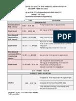 Basic Level Pre-Conference Workshop