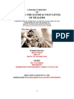 5). Dealer Satisfaction ( Hero Cycle )