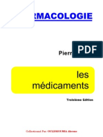 Pharmacologie Pierre Allain