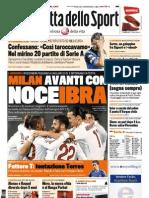 Gazzetta dello Sport - 21/12/2011