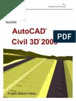 Apostila Civil 3D 2009 Rev01