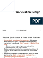 Workstation Design New