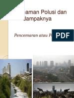 polusi dan dampaknya
