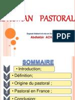 Le Roman Pastoral1