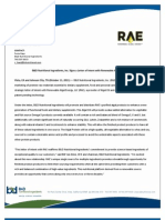 NEWS BD RAE Letter of Intent-Press-release1