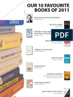 DPA - Our 10 Favourite Books of 2011