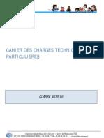 Cahier Des Charges Techiniques