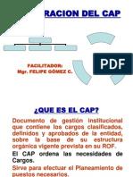1.- Cómo formular CAP