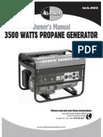 Propane Generator