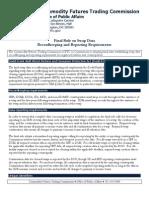 Sdrr Factsheet Final
