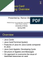 563.11.1 Java Card Programming