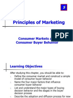 Customer Market and Customer Buyer Behavior