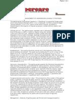 Establishment and Management of Andropogon gayanus´s Pastures