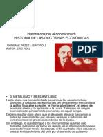 Historia de Las Doctrinas Economic As Eric Roll Polaco Parte 38