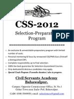 Complete Prospectus CSS PMS 2011-2012 Pages 7