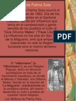 La Matanza de Palma Sola Diapositiva