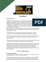 Apostila Massa Muscular - Musculção & Fitnees
