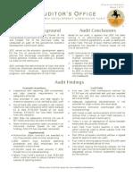 JEDC audit