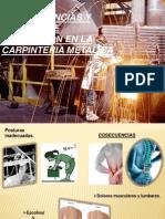 Diapositivas de Carpinteria Metalica