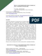Resumos 17 Encontro de IC PUC-SP