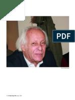 ¡Salir del euro! Entrevista a Samir Amin