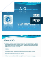CAO an Introduction
