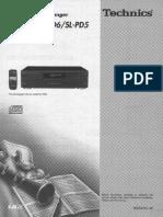 technics SL -PD8