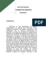 GPP Documento de Principios_Dic2011