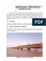 Vasai Creek Bridge Case Study