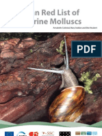 European Red List of Non-Marine Molluscs