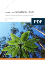 Legal Frameworks for REDD