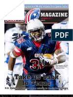 USA Football Magazine Issue 21 Dec. 2011