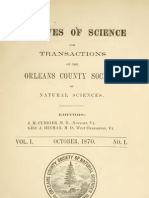 Hall S.R. 1870 - Geology and Mineralogy of Orleans County