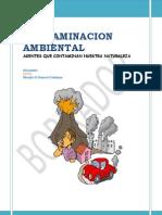 Contaminacion Ambiental Y Agentes Con Tam in Antes