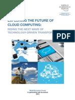 Exploring the Future of Cloud Computing