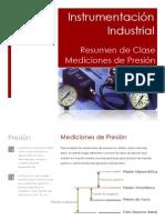 Resumen_Mediciones de Presión