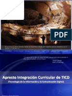 Apresto Integracion Curricular de Tic