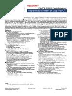 PSoC5 CY8C55 Family Data Sheet