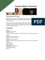 Curso de Fotografía Digital y Photoshop