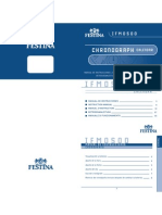 Festina Manual Ifmos00