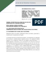 Recomendación 87 2011 CNDH
