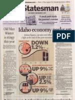 Dec 17, 2011, Idaho Statesman Front Page