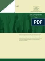 PEN 2010-2012 Strategic Plan