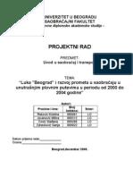 Projektni Rad- UST