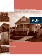 Bringing Louisiana Renters Home - An Evaluation of the 2006-2007 Gulf Opportunity Zone Rental Housing Restoration Program Policy Link)