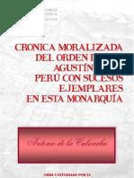 Calancha Crónica 1638-1