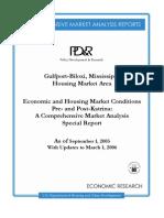 Comprehensive Market Analysis Reports - Gulfport, Mississippi