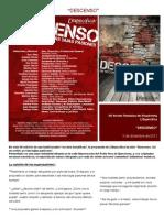 Opinión Teatro Descenso 2011